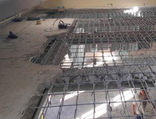 Демонтаж бетона в Москве